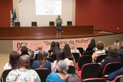 Evento reuniu servidoras do MPE